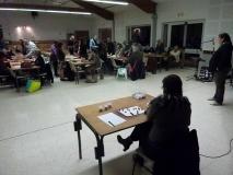 26/01/2013 : Soirée des adhérents à Fournès (30)