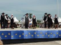 08/05/2013 : Fête de l'Europe à Bellegarde (30)