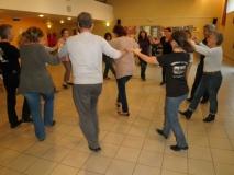 16/11/2013 : Initiation à la danse à Bellegarde (30)