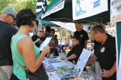 06/09/2014 : Journée des associations de Nîmes (30)