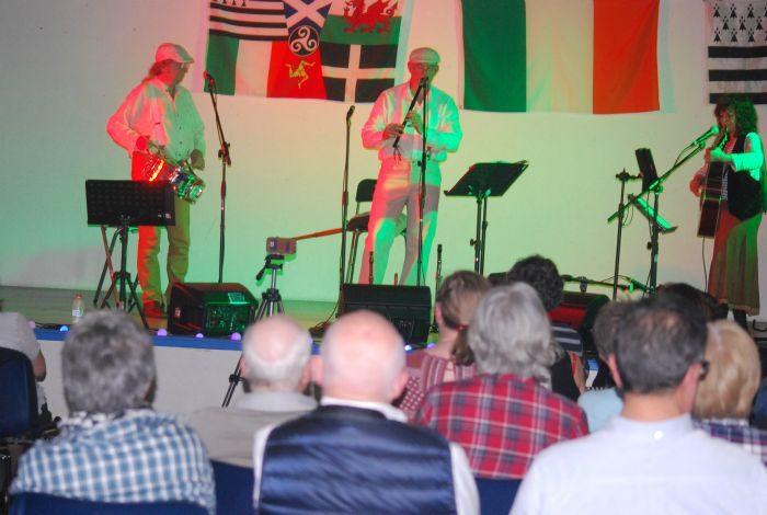 Concert irlandais par Anacrouse