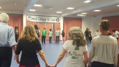 Initiation à la danse par Chantal