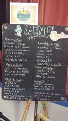Anacrouse au menu