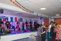 Bagad Avel Su sur scène