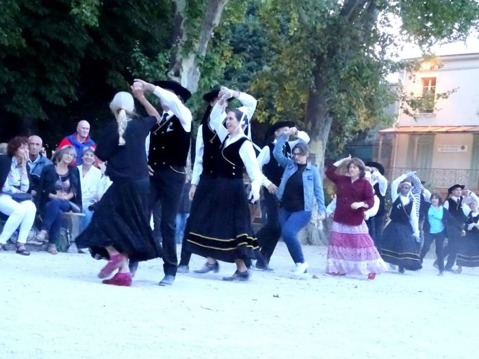 danse sur Anacrouse