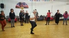 11/11/2017 : Stage de danse fisel à Caissargues (30)
