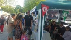 01/09/2018: Journée des associations à Nîmes et Caissargues (30)