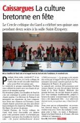 Midi-Libre du 20 octobre 2015
