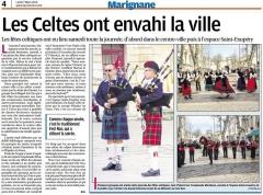 La Provence du 7 mars 2016