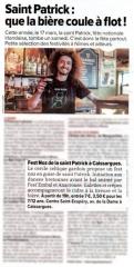 La Gazette de Nîmes du 15 mars 2018